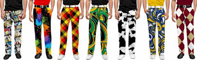 LOUDMOUTH GOLF BRAND