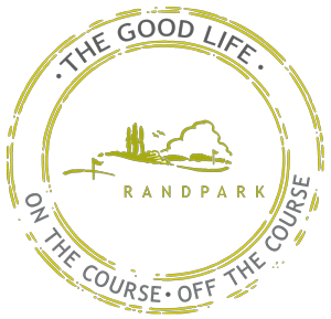 Randpark Golf Club. The good life.